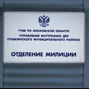 Отделения полиции Кантемировки